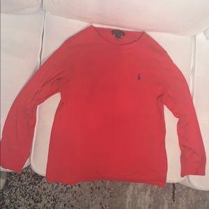 Polo Long sleeve T-shirt.